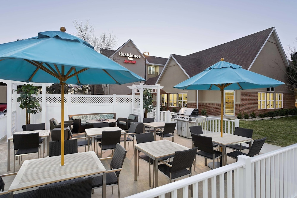 Terrace/Patio, Residence Inn Waco