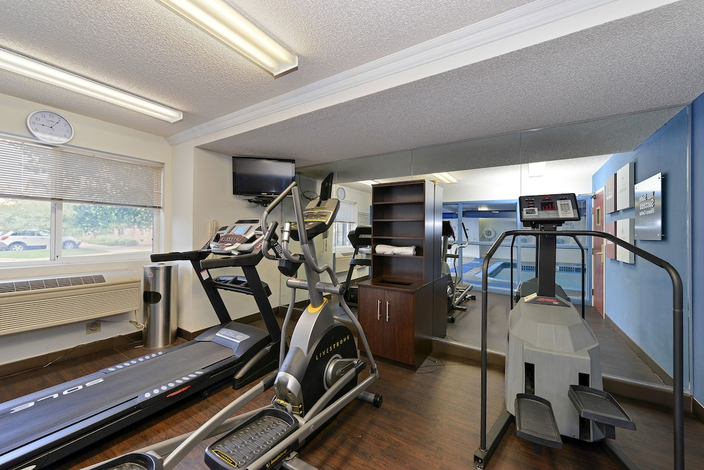 Fitness Facility, Quality Inn & Suites Denver North - Westminster