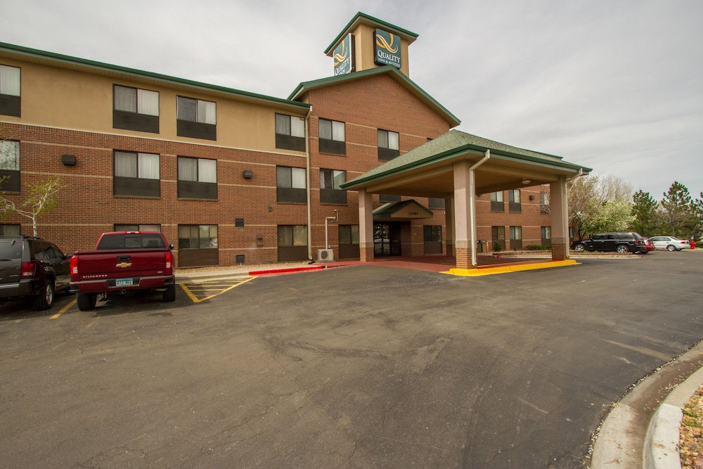 Front of Property, Quality Inn & Suites Denver North - Westminster