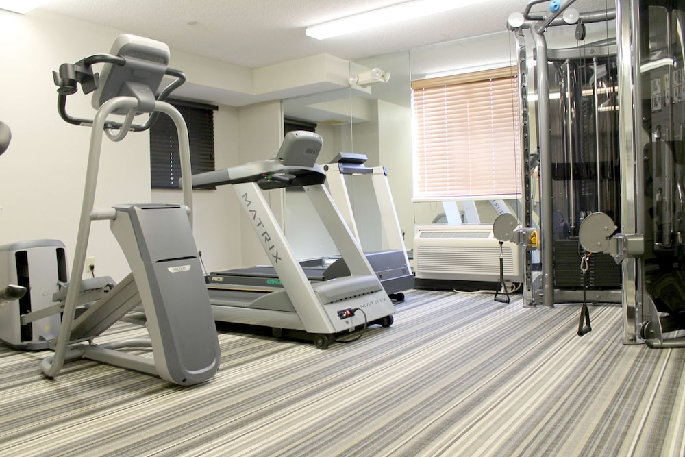 Fitness Facility, Sonesta Simply Wichita Airport