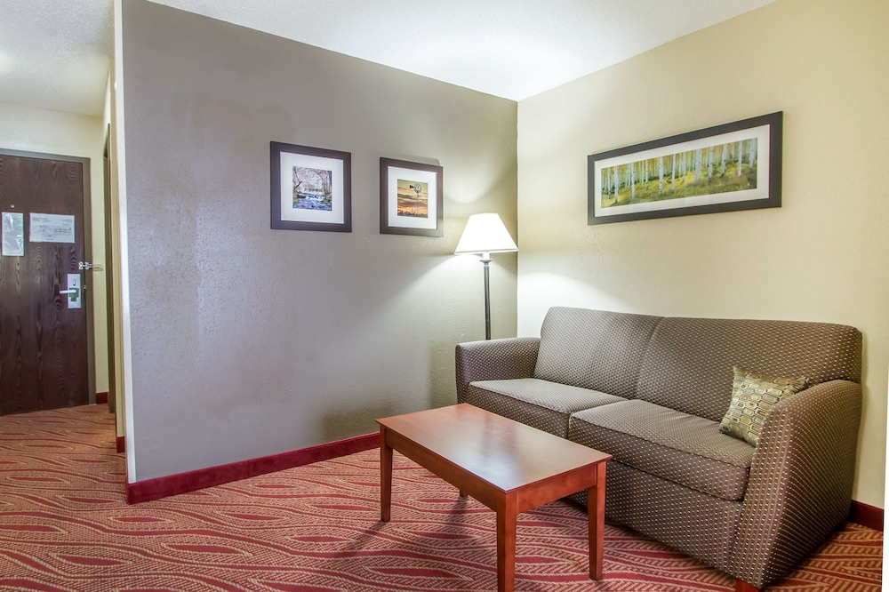Room, Comfort Inn Poplar Bluff North