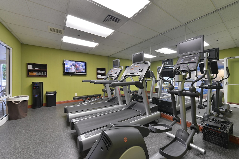 Fitness Facility, Fairfield Inn & Suites by Marriott Mount Laurel