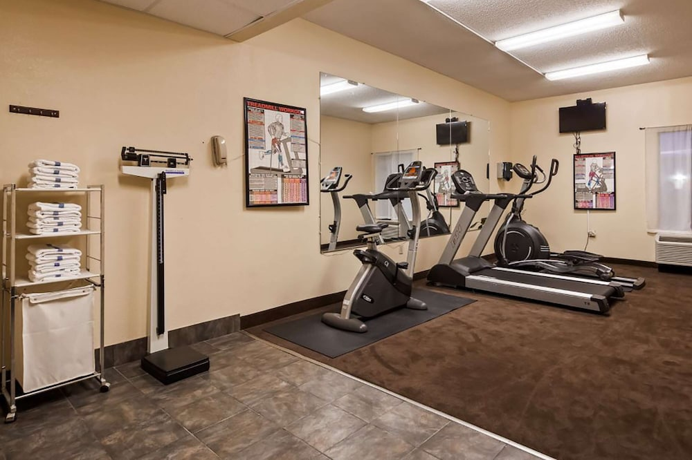 Fitness Facility, Baymont by Wyndham La Vergne