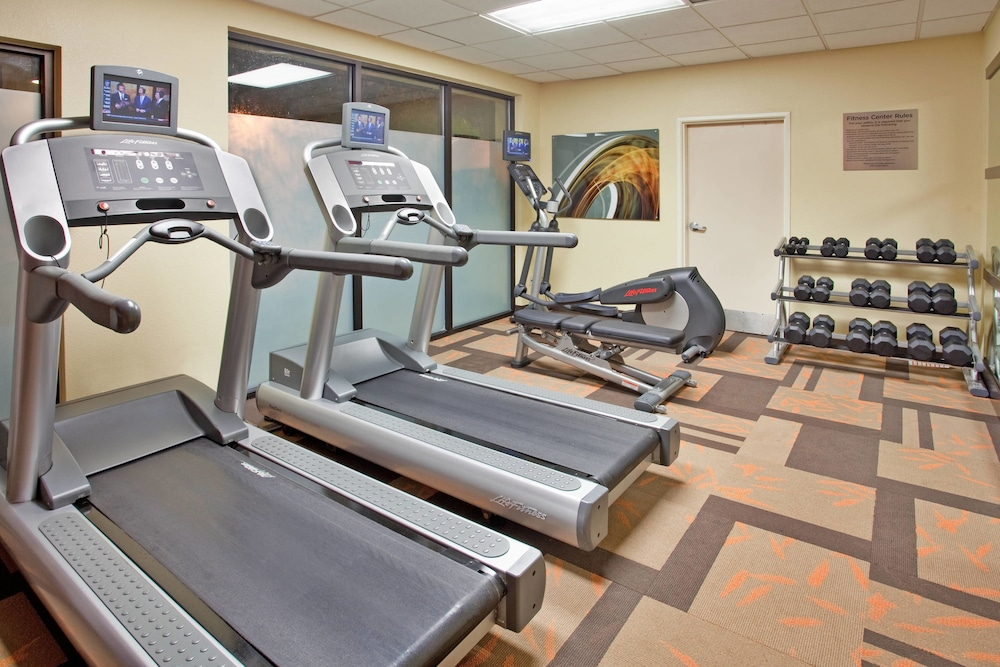 Fitness Facility, Courtyard Houston Sugar Land/Stafford