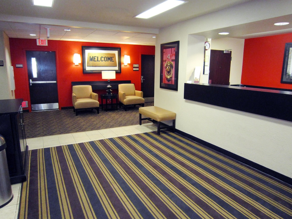 Lobby, Extended Stay America - Tampa - North - USF-Attractions