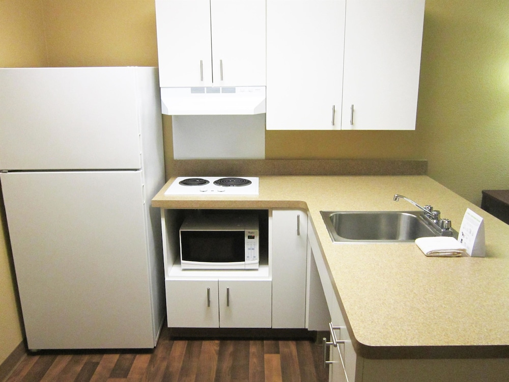 Private Kitchen, Extended Stay America - Detroit - Sterling Heights