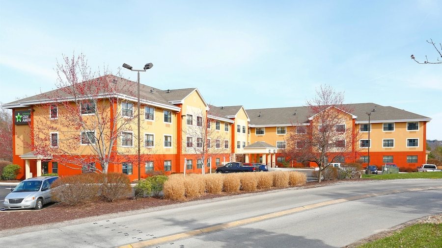 Extended Stay America Suites Pittsburgh Carnegie