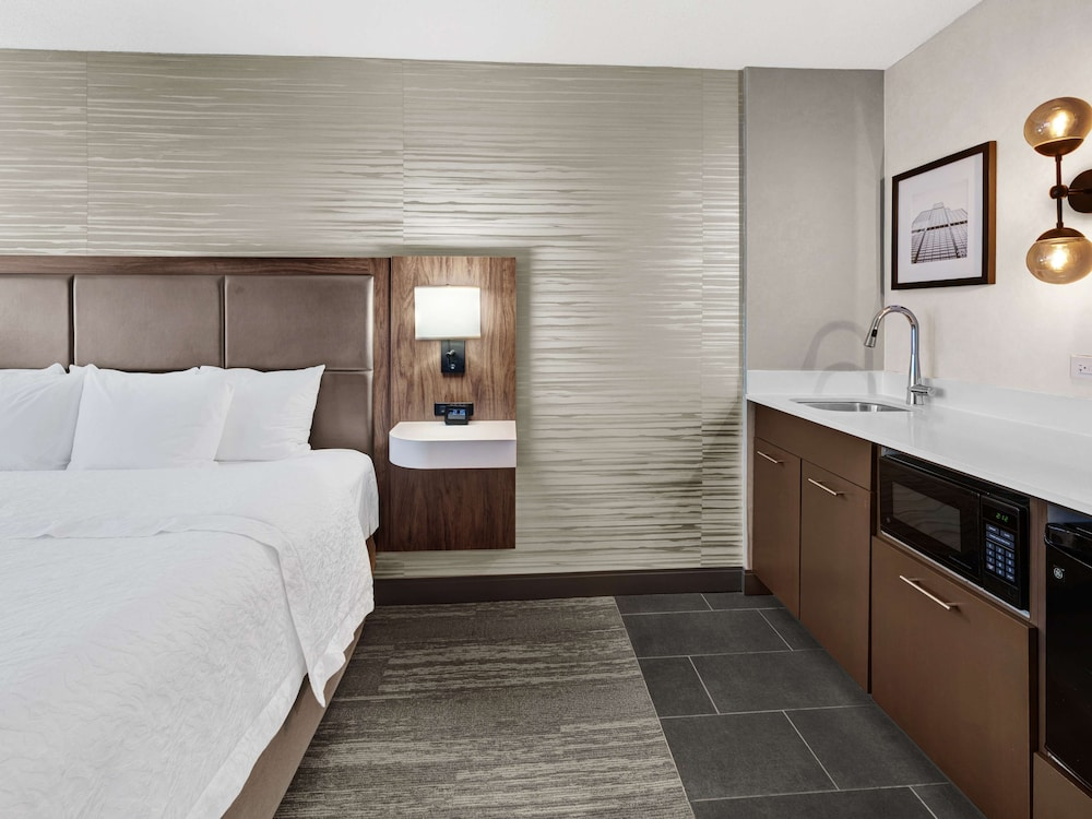 Room, Hampton Inn & Suites Chicago Downtown