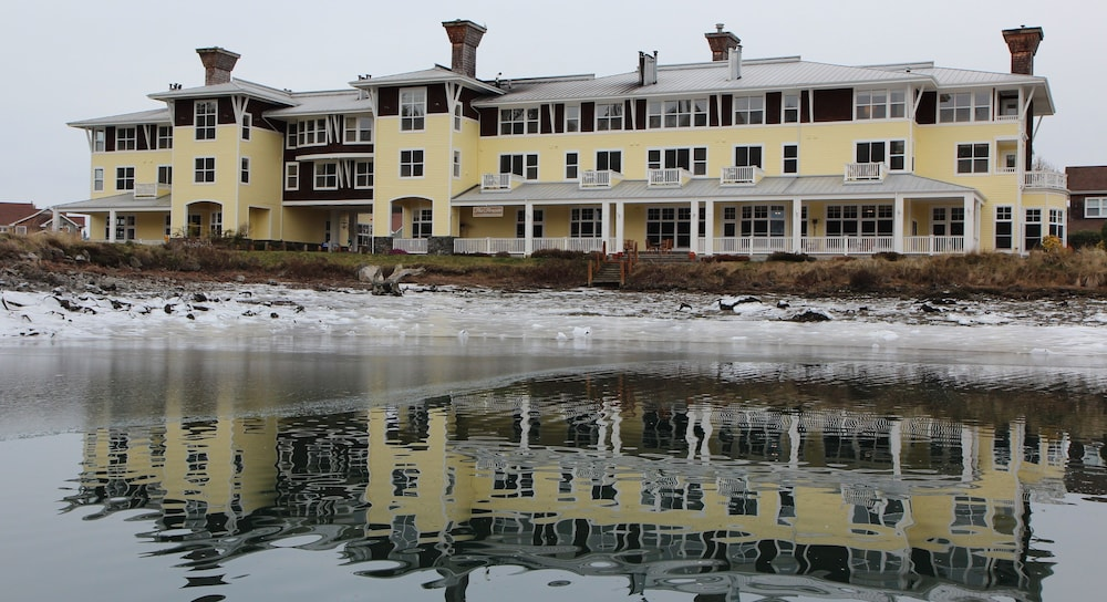 Exterior, The Resort at Port Ludlow