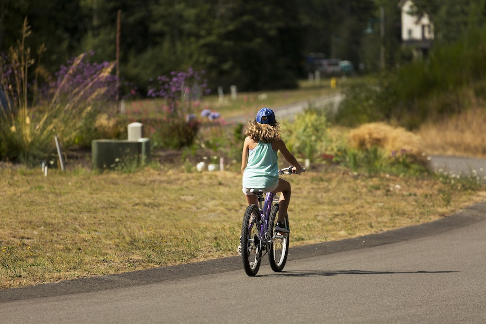 Bicycling, The Resort at Port Ludlow
