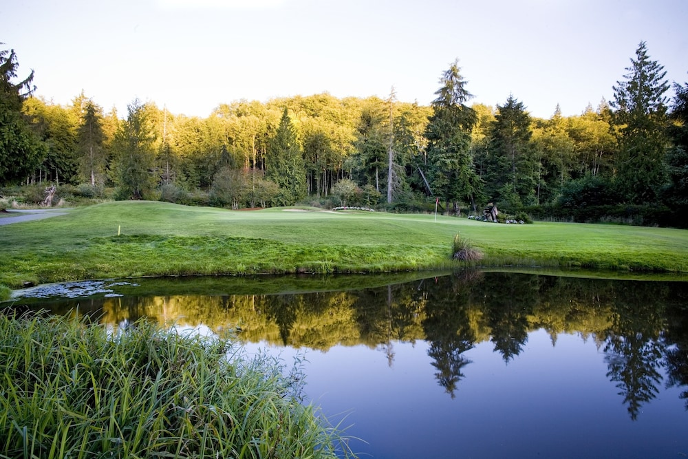 Golf, The Resort at Port Ludlow