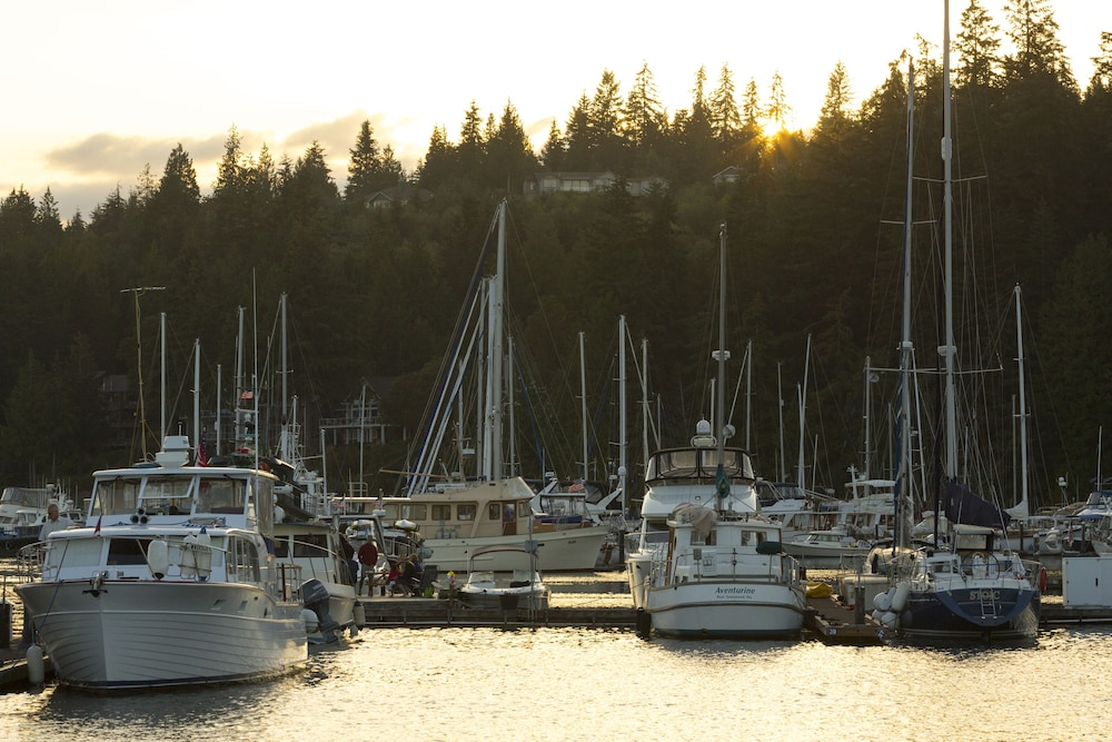 Marina, The Resort at Port Ludlow
