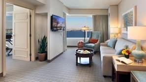 Hypoallergeen beddengoed, pillowtop-bedden, een kluis op de kamer
