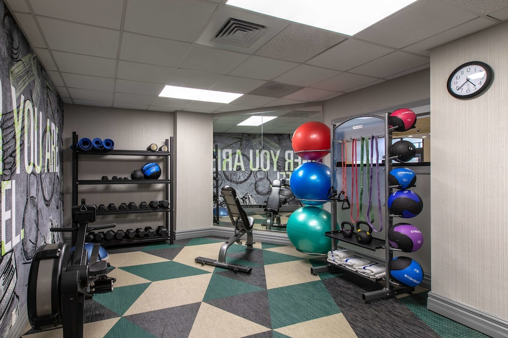 Fitness Facility, Wingate by Wyndham Charlotte Speedway/Concord