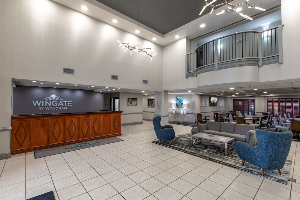 Lobby, Wingate by Wyndham Charlotte Speedway/Concord