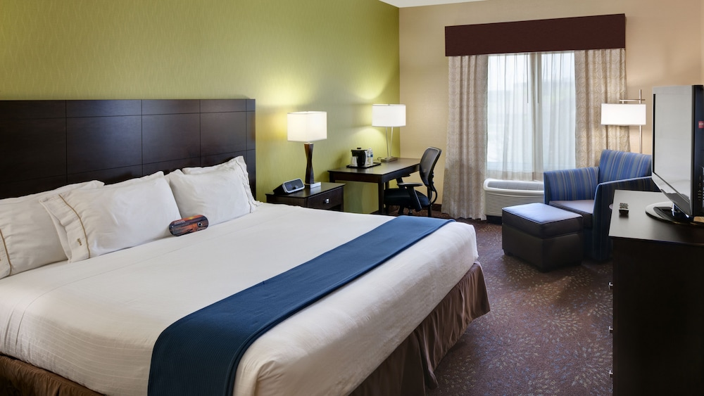 Room, Holiday Inn Express Hotel & Suites Saginaw