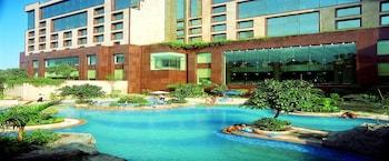 District Centre, Saket, New Delhi, India.