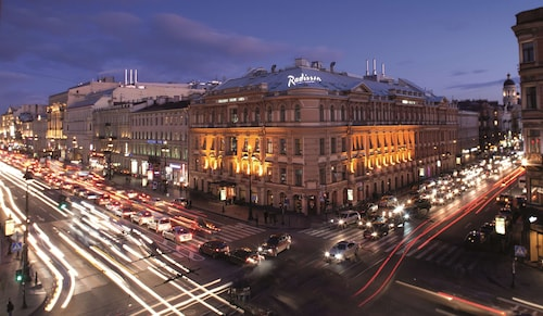 Radisson Royal Hotel, St. Petersburg