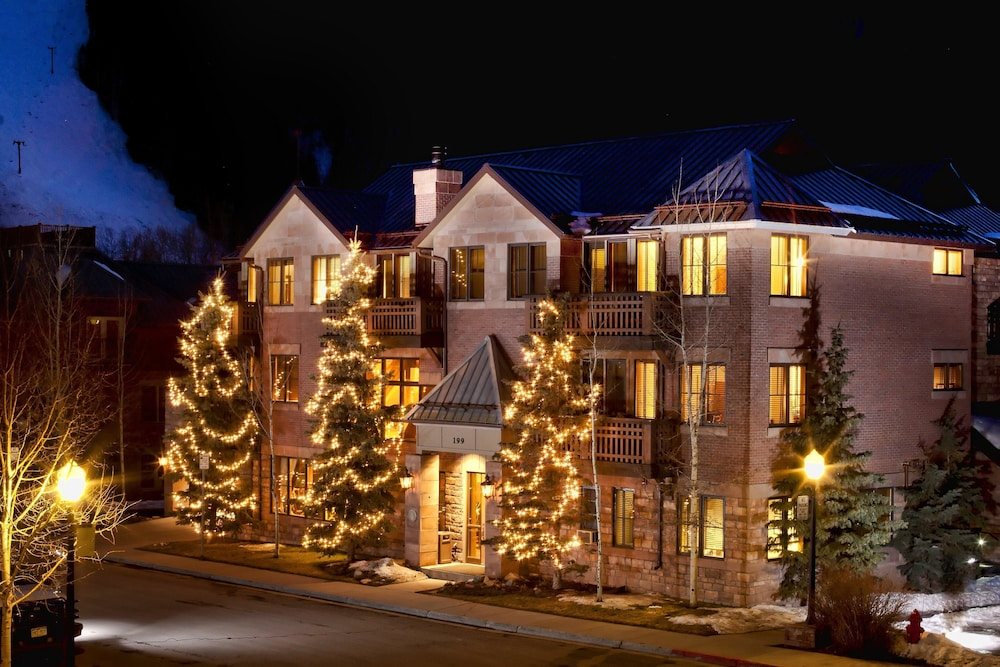 Front of Property, The Hotel Telluride