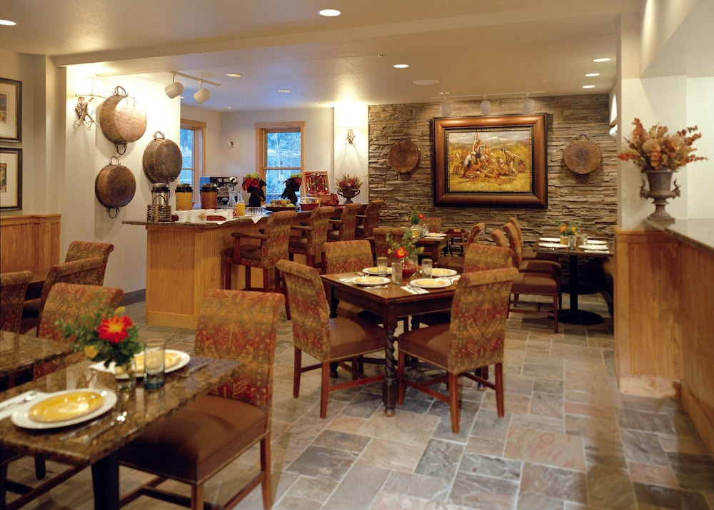 Breakfast Area, The Hotel Telluride
