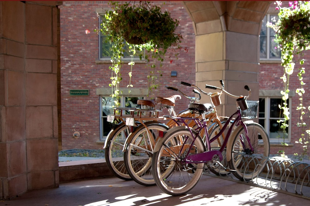 Bicycling, The Hotel Telluride