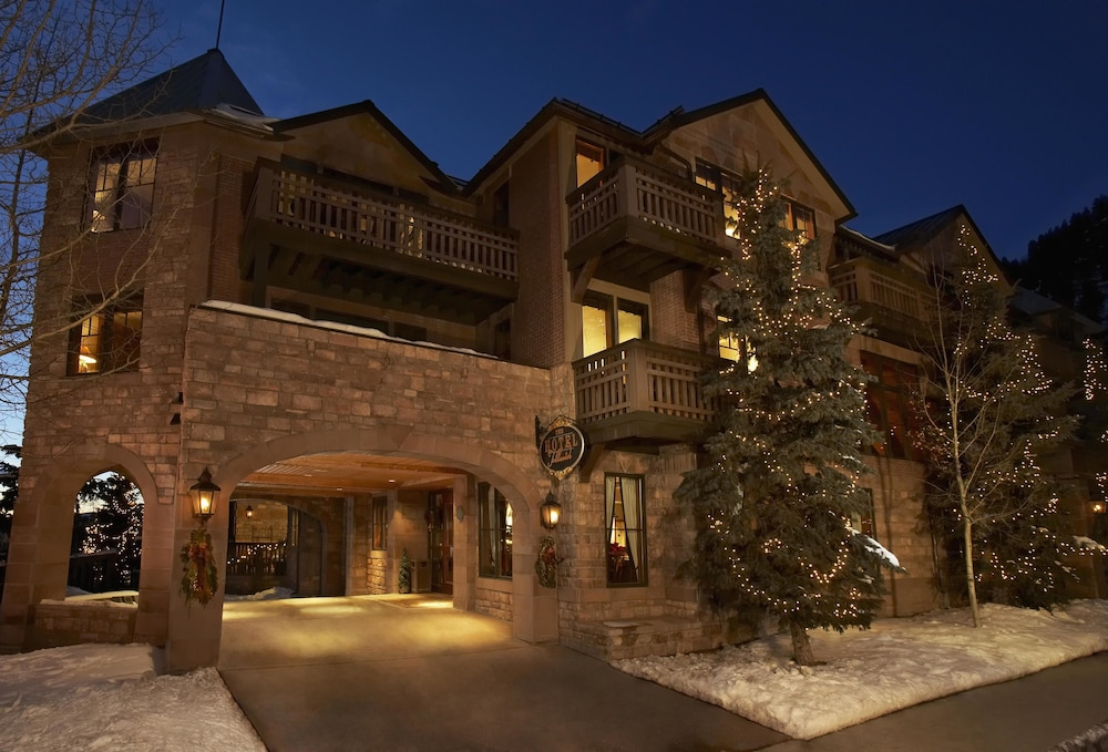 Front of Property - Evening/Night, The Hotel Telluride