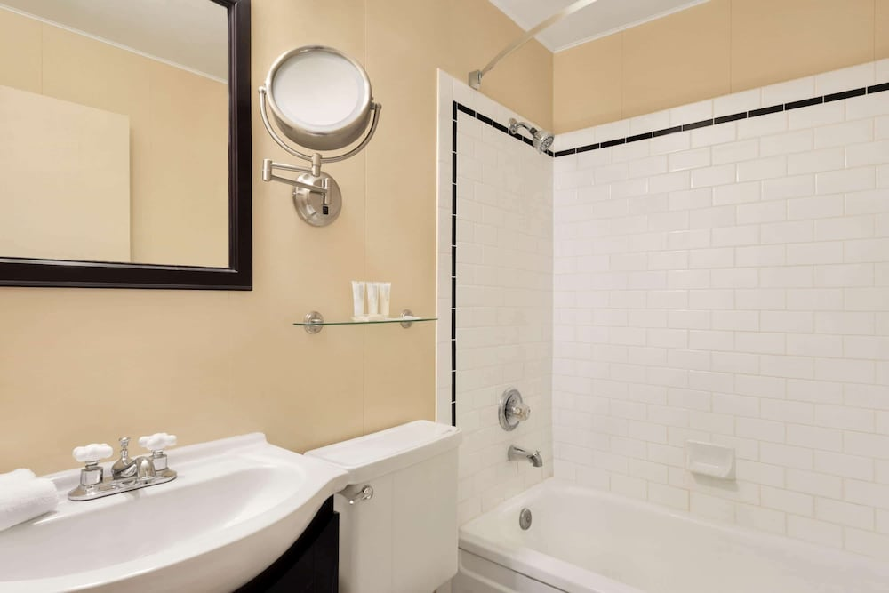 Bathroom, The Plaza Hotel, Trademark Collection by Wyndham