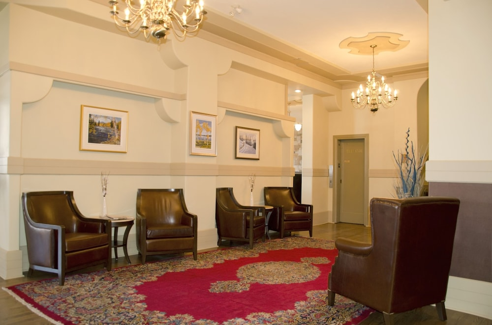 Lobby Sitting Area, The Plaza Hotel, Trademark Collection by Wyndham