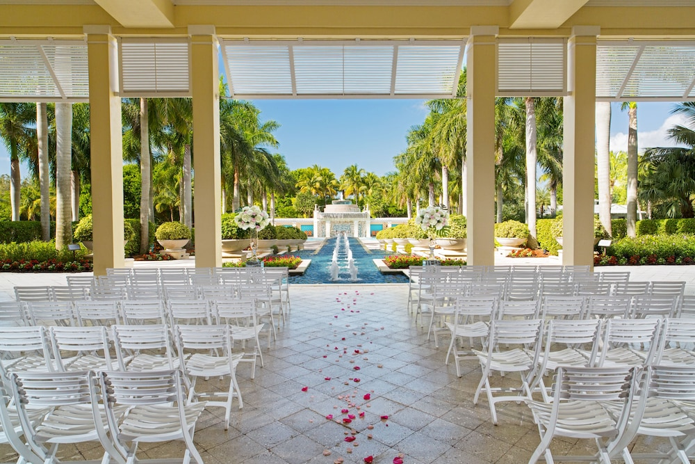 Outdoor Wedding Area, Hyatt Regency Coconut Point Resort & Spa