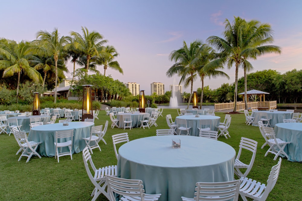 Outdoor Banquet Area, Hyatt Regency Coconut Point Resort & Spa
