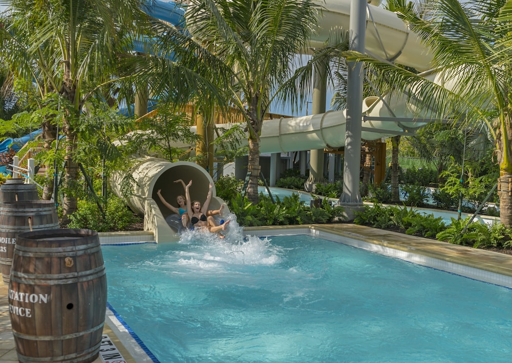Waterslide, Hyatt Regency Coconut Point Resort & Spa