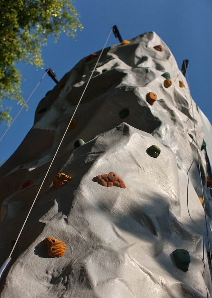 Outdoor Rock Climbing, Hyatt Regency Coconut Point Resort & Spa