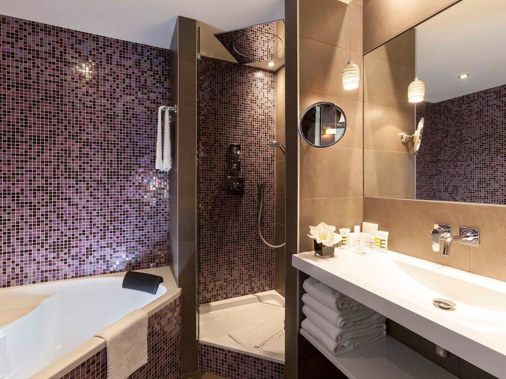 Bathroom, Mercure Troyes Centre