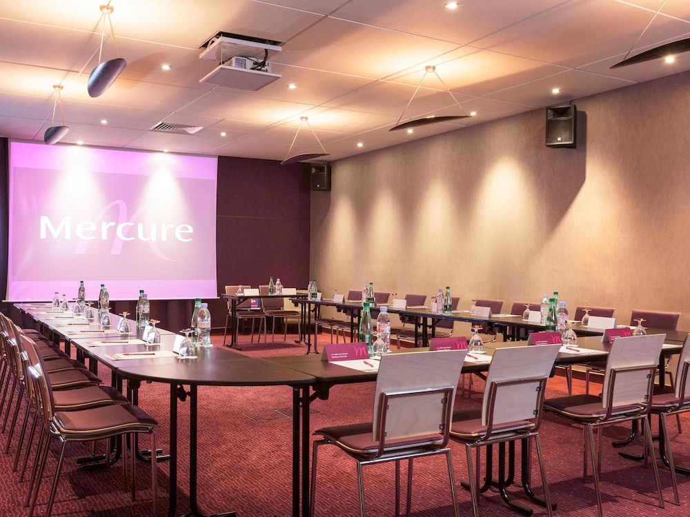 Meeting Facility, Mercure Troyes Centre