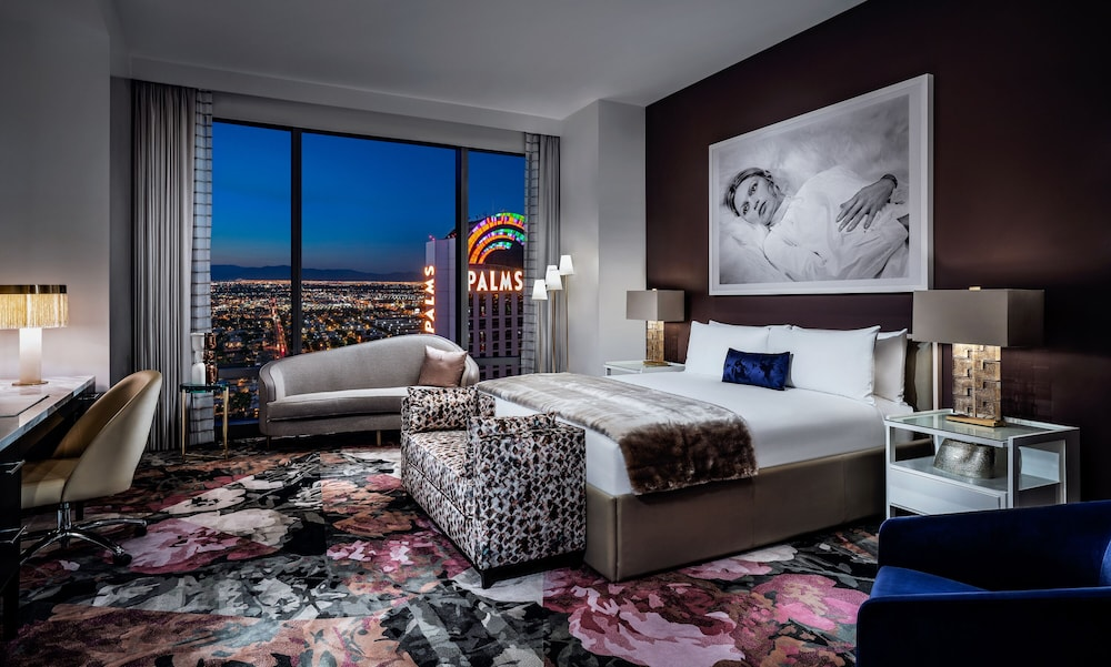 Room, The Palms Casino Resort