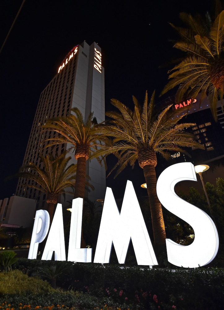Exterior, The Palms Casino Resort