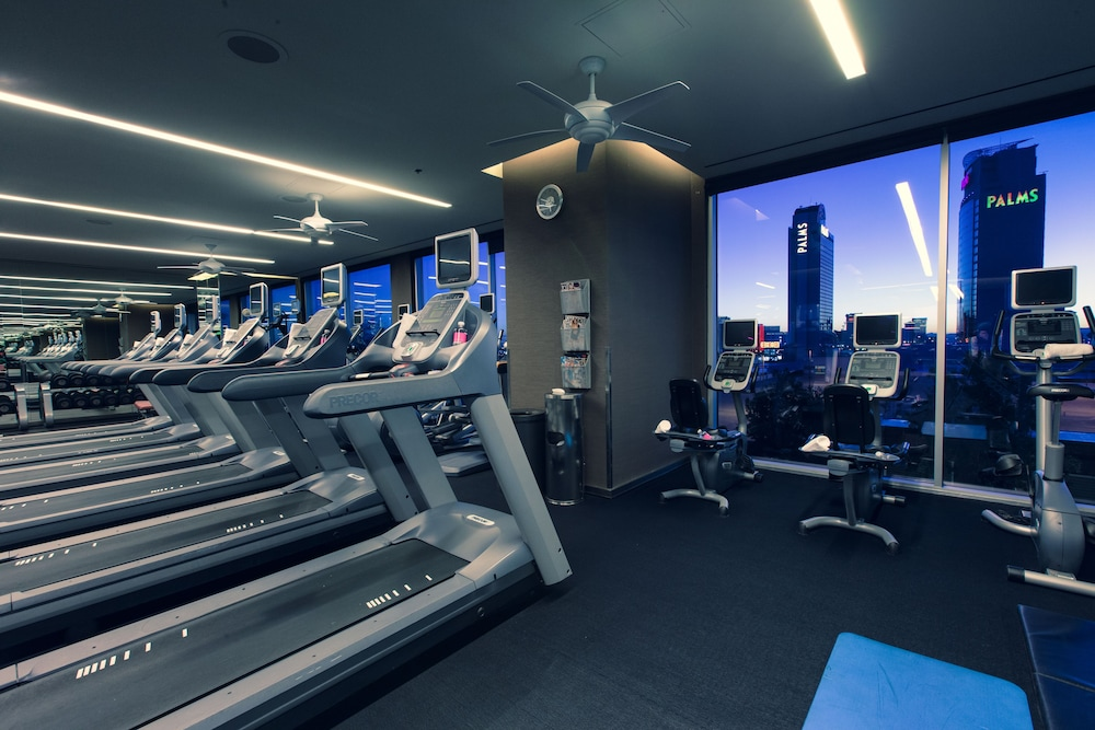 Fitness Facility, The Palms Casino Resort