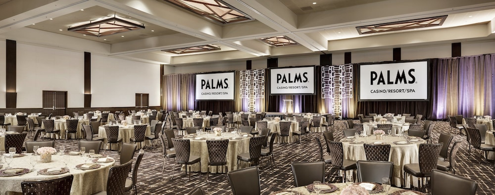 Property Amenity, The Palms Casino Resort