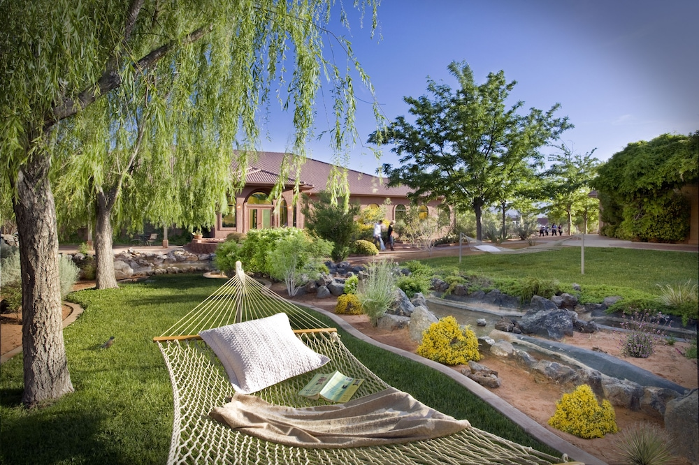 Garden, Red Mountain Resort