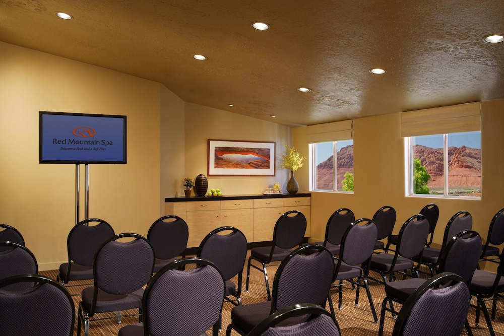 Meeting Facility, Red Mountain Resort
