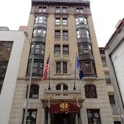 Hotelfassade