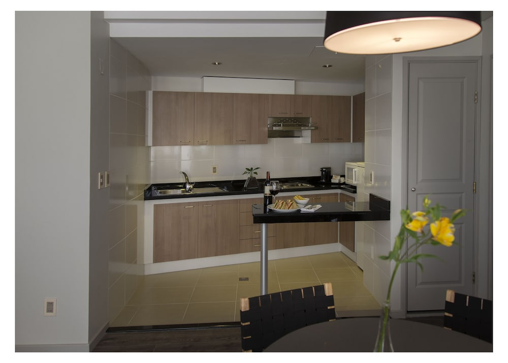 Private Kitchen, Casa Grande Suites