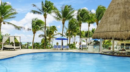 The Reef Playacar Resort & Spa- Optional All Inclusive