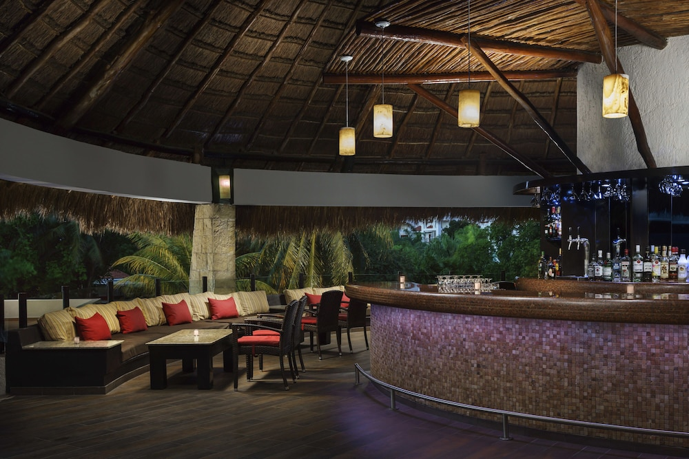 Bar, The Reef Playacar Resort & Spa - Optional All Inclusive