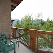 Condo, 3 Bedrooms (Unit 301) - Balcony