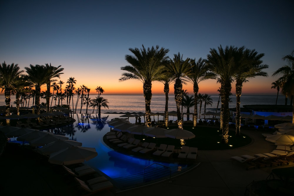 Infinity Pool, Hilton Los Cabos Beach & Golf Resort