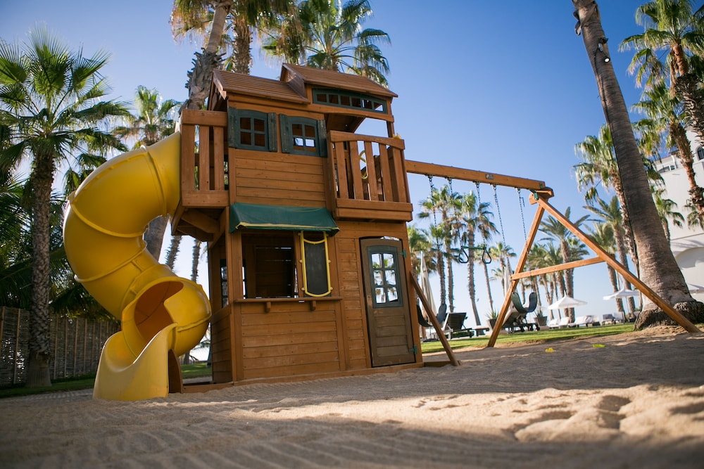 Children's Play Area - Outdoor, Hilton Los Cabos Beach & Golf Resort
