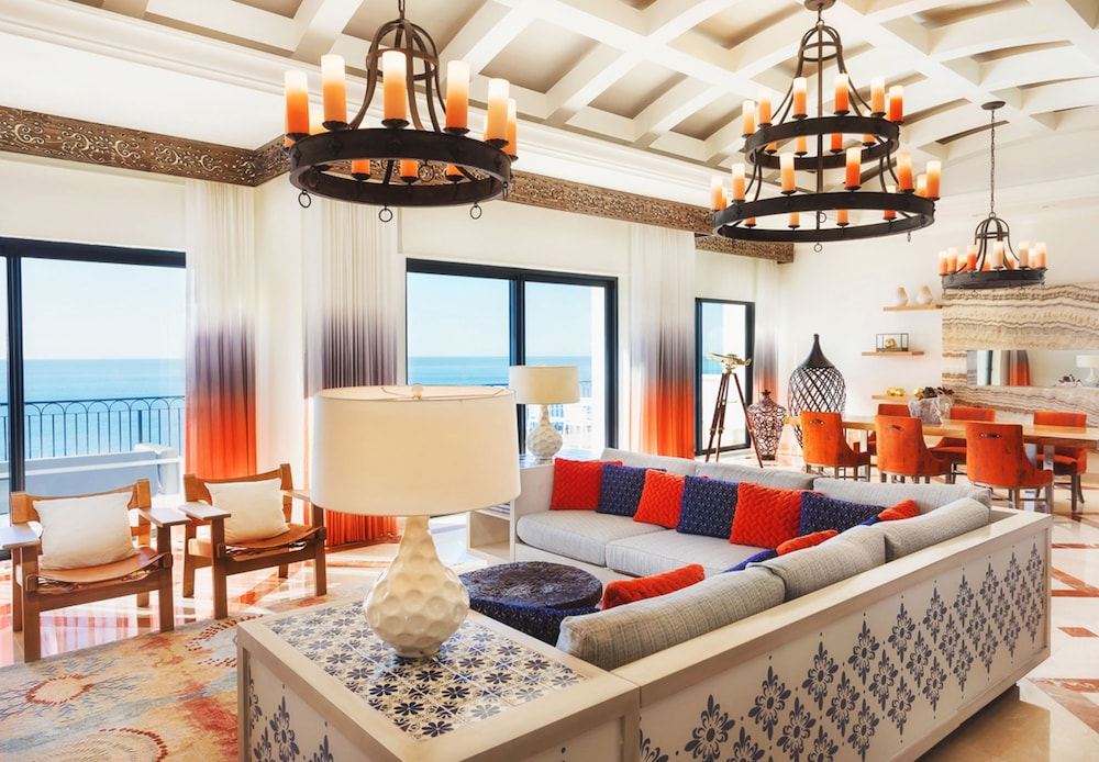 Living Area, Hilton Los Cabos Beach & Golf Resort