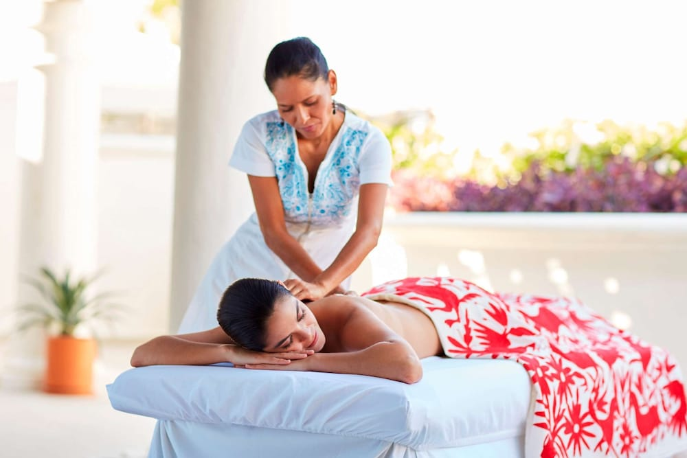 Spa, Hilton Los Cabos Beach & Golf Resort