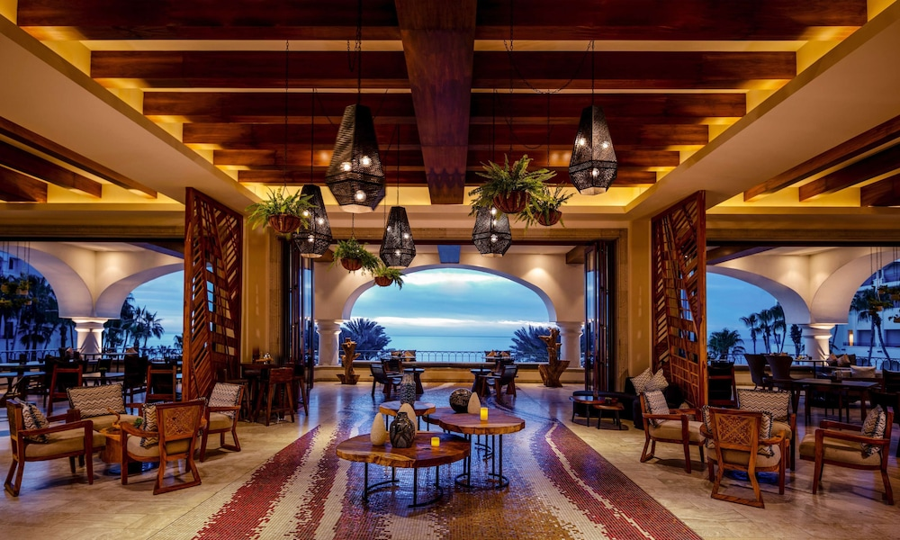 Restaurant, Hilton Los Cabos Beach & Golf Resort